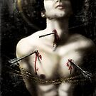 The Martyrdom of Saint Sebastian by LivingHorus
