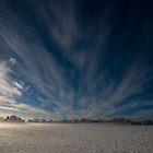 Winter sunrise in crumlin by fatty-arbuckle