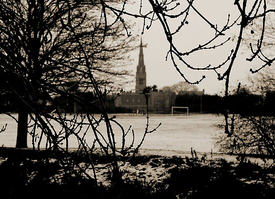 Whittlesey's Winter. by Ruth Jones