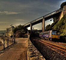 Rail & Sea by Rob Hawkins