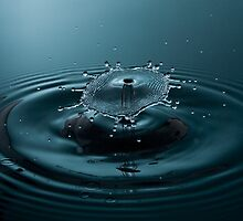 Water Drop Photography - Water in Time p03 by michalfanta
