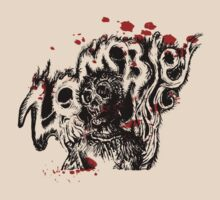 Zombie - Braaaaaaaaains! by Trever Koltys