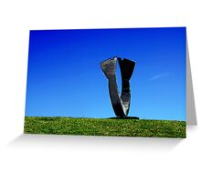 Sculpture by the Sea.7 Greeting Card