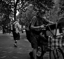 The Journeyman by Jeremy Levartovsky