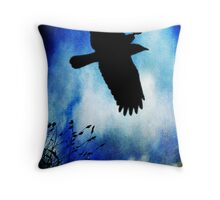 Return to the Promised Land Throw Pillow