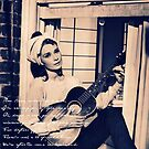 Moon River - Breakfast at Tiffany's by Regan Hansen