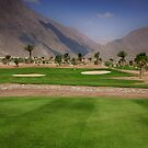 Taba Heights Golf Resort Hole 15 Par 3 by Helen Shippey