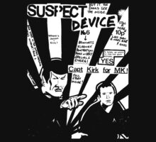 Suspect Device 6 by Fanzines