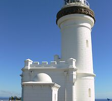 Byron Bay Lighthouse by PhotosByG