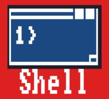 Amiga Shell by TGIGreeny