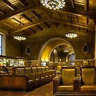 Union Station - Los Angeles, CA by david gilligan