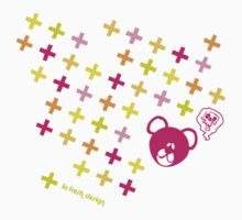 SoFresh Design - Teddy Bear by SoFreshDesign