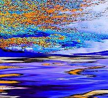 Lavishing Low Tide by linmarie