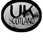 uk scotland card with stephanie by ian rogers by ukscotland