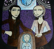 Holy Family by Bethy Williams