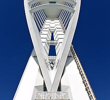 The Spinnaker Tower, Portsmouth by Alixzandra