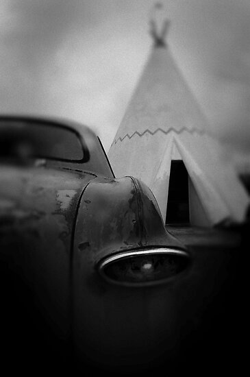 Wigwam Ford by Gregory Collins