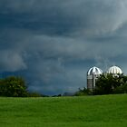 Stormy Skies by A. Kakuk