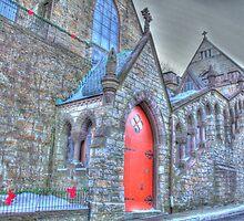 St. Mark's Episcopal Church by Sharon Batdorf