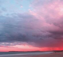 The Sky Above Panorama by Bu2fulworld