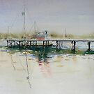 Reflections, Port Broughton by Lara  Cooper