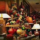 Christmas Display by A Different Eye Photography