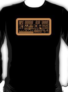 Canon Camera LCD panel T-Shirt