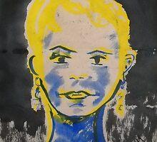 Stockholm Woman by Christopher  Raggatt