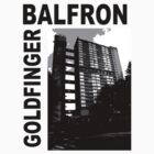 Balfron Tower, Erno Goldfinger by vastasquoheem