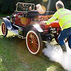 Steam Car  by SPPDesign