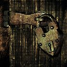 Old Lock by jphall