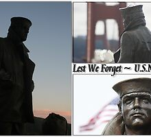 Lest We Forget ~ US Navy by fototaker
