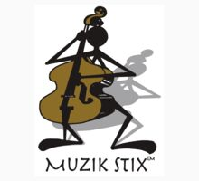 Stringie - Muzik Stix Collection by Kimberly E Banks