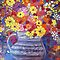 A Jug of Flowers by catherine walker