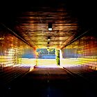 Multicolor Tunnel by triggerfinger