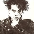 Robert Smith by scarletmoon