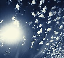 Cumulus Sun 2 by Michelle  Evans-Catherall