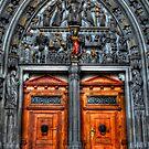 Sanctum's Threshold by Luke Griffin
