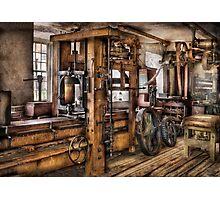 Steam Punk - The Press Photographic Print