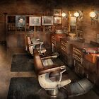 Barber - Clinton, NJ - Clinton Barbershop  by Mike  Savad