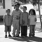 the la la la la gang ( trailer Park america Series)  by Isa Rodriguez
