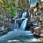 St. Mary Falls  by kudzu