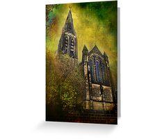 St Margaret's Church, Horsforth. Greeting Card