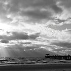Henley Beach Jetty by Stephane Milbank