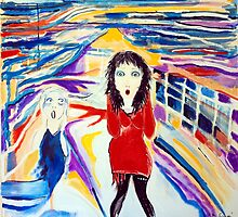 The Scream Starring Frances by Margaret Banson