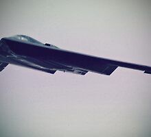 """B2 Spirit Stealth"" by Robert Burdick"