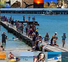 A trip through Western Australia by Julia Harwood