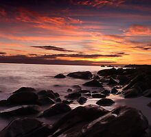 South West Australia - Meelup Bay - Dunsborough by Chris Bishop
