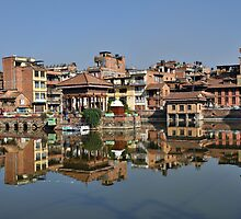 Reflections on Patan by Peter Hammer