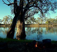 campsite by fazza